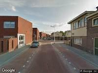 112 melding Ambulance naar Van Speijkstraat in Tilburg