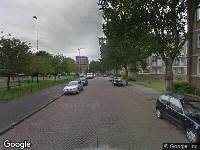 Ambulance naar Pachtersdreef in 's-Gravenhage