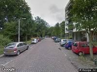 Ambulance naar Steenhouwersgaarde in 's-Gravenhage