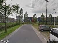 112 melding Brandweer naar Voorveldselaan in Utrecht vanwege gebouwbrand
