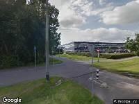 112 melding Brandweer en politie naar Minervasingel in Arnhem