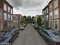 112 melding Brandweer naar Driebergenstraat in Deventer