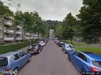 Ambulance naar Steenzicht in 's-Gravenhage