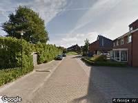 112 melding Besteld ambulance vervoer naar Diepsteeg in Raamsdonksveer