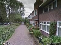 112 melding Brandweer naar Hieronymusplantsoen in Utrecht