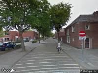 112 melding Ambulance naar Galjoenstraat in Tilburg