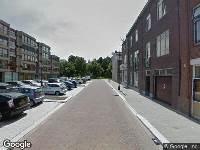 112 melding Ambulance naar Emmastraat in Breda