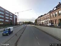112 melding Ambulance naar Terheijdenstraat in Breda