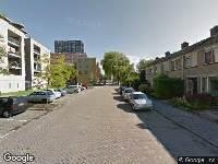 112 melding Ambulance naar Boksdoornstraat in Ridderkerk