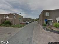 112 melding Ambulance naar Haringvlietstraat in Dordrecht