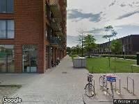 112 melding Ambulance naar Kempenaarplaats in Tilburg