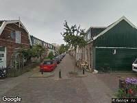 112 melding Ambulance naar Harenmakersstraat in Zaandam