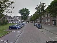 112 melding Ambulance naar Willem Schürmannstraat in Rotterdam
