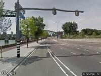 112 melding Ambulance naar Prins Hendrikkade in Rotterdam