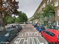 Ambulance naar Lekstraat in Amsterdam