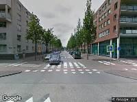 Ambulance naar C. van Eesterenlaan in Amsterdam