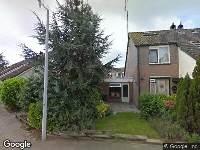 112 melding Ambulance naar Jhr Mr A F de Savornin Lohmanstraat in Zuidland