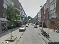 112 melding Ambulance naar Berkelstraat in Rotterdam