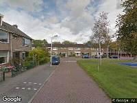 112 melding Ambulance naar Bilderdijkstraat in Wormerveer