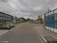 112 melding Besteld ambulance vervoer naar Generatorstraat in Amsterdam