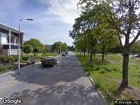 112 melding Ambulance naar Wilgenstraat in Oss