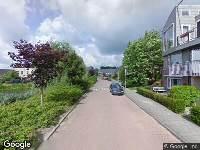 112 melding Ambulance naar Burgemeester H van Geestlaan in Zuidland