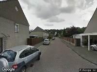 112 melding Ambulance naar Rijnlaan in Helmond