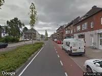 112 melding Brandweer naar Maastrichterlaan in Vaals