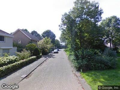 Ambulance naar Jan van Brakelstraat in Best