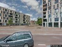 112 melding Ambulance naar Dr. Struyckenplein in Breda