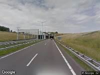 112 melding Brandweer naar Westerscheldetunnelweg in Hoek