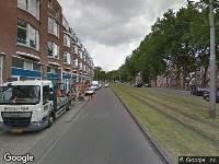 112 melding Ambulance naar Mathenesserdijk in Rotterdam