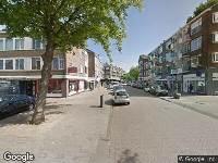 Ambulance naar Ganzerikplein in Rotterdam