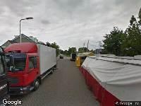 112 melding Ambulance naar Slot de Houvelaan in Maasland