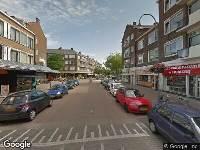 Ambulance naar Kerstroosstraat in Rotterdam