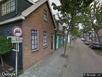 Ambulance naar Warmoesstraat in Wormerveer