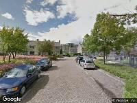 112 melding Ambulance naar Meidoornlaan in Ridderkerk