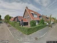 Ambulance naar Kortlandstraat in Krimpen aan den IJssel