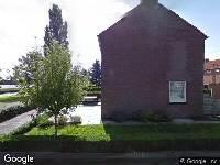 112 melding Ambulance naar P. van Schravendijkstraat in Ter Aar