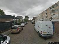 112 melding Ambulance naar Azaleastraat in Vlaardingen