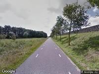 112 melding Ambulance naar Liesboslaan in Breda