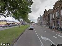 Ambulance naar Zaanweg in Wormerveer