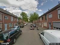 112 melding Ambulance naar Scheldestraat in Breda