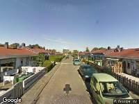 112 melding Ambulance naar Delflandstraat in Rotterdam