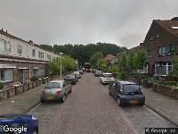 112 melding Ambulance naar Nuijtsstraat in Breda