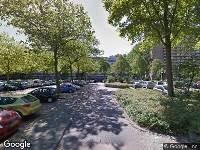 112 melding Ambulance naar Artemisstraat in Delft