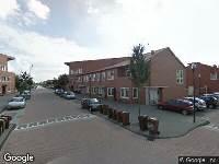 112 melding Ambulance naar Tacitusstraat in Leiden
