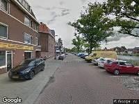 Ambulance naar Bergse Rechter Rottekade in Rotterdam