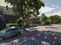 112 melding Ambulance naar Parkweg in Voorburg