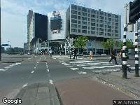 112 melding Ambulance naar Zuidplein Hoog in Rotterdam